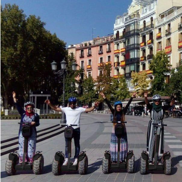 Segway Tour Madrid