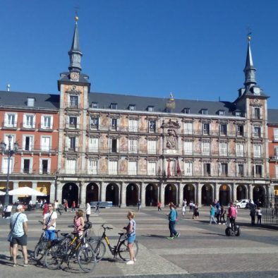 Vélo Madrid
