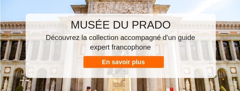 Musee du Prado quoi voir