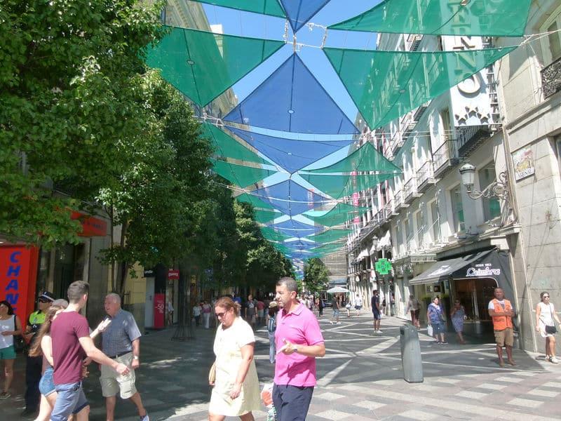 Climat Madrid