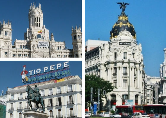 visit Madrid in 24 hours