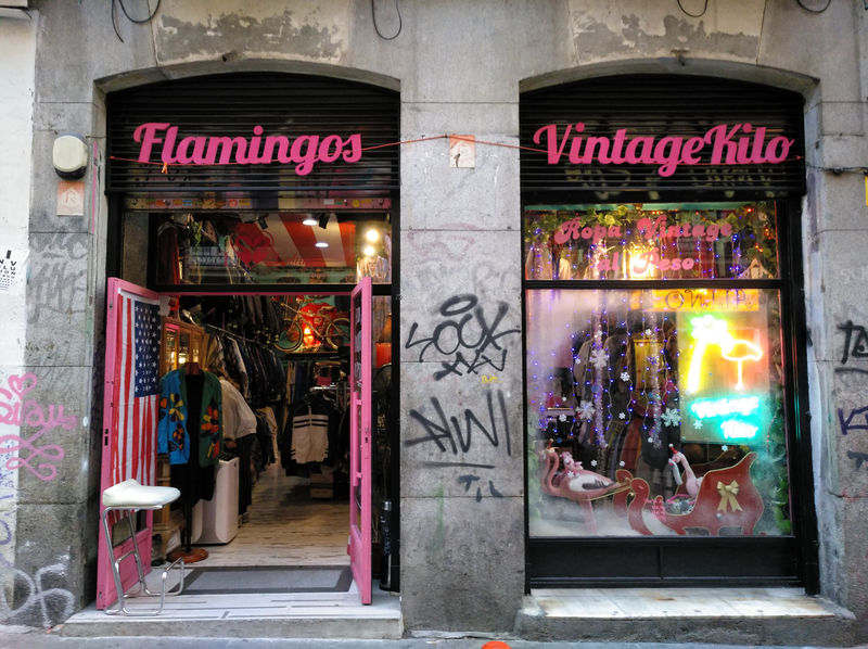 boutique vintage madrid