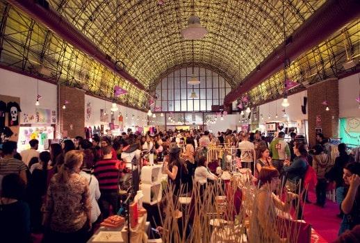 Les 5 meilleurs marchés alternatifs de la création à Madrid