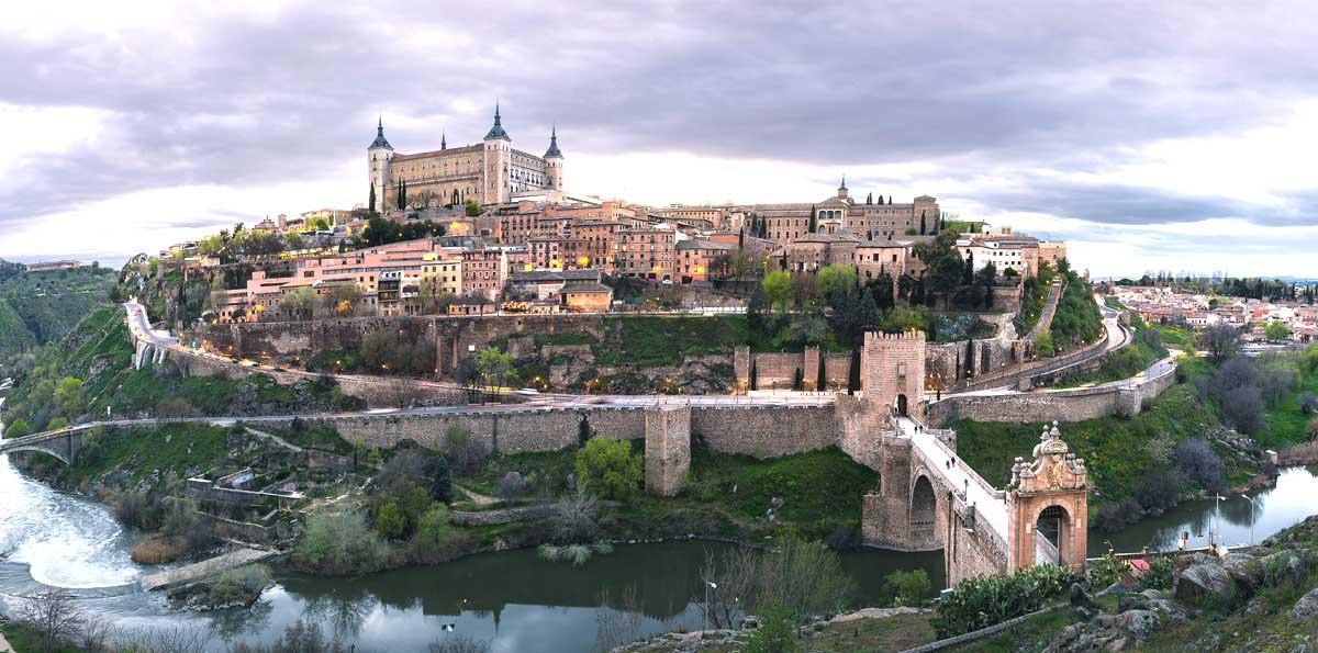 Visiter Toledo