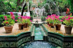 Les jardins secrets de Madrid