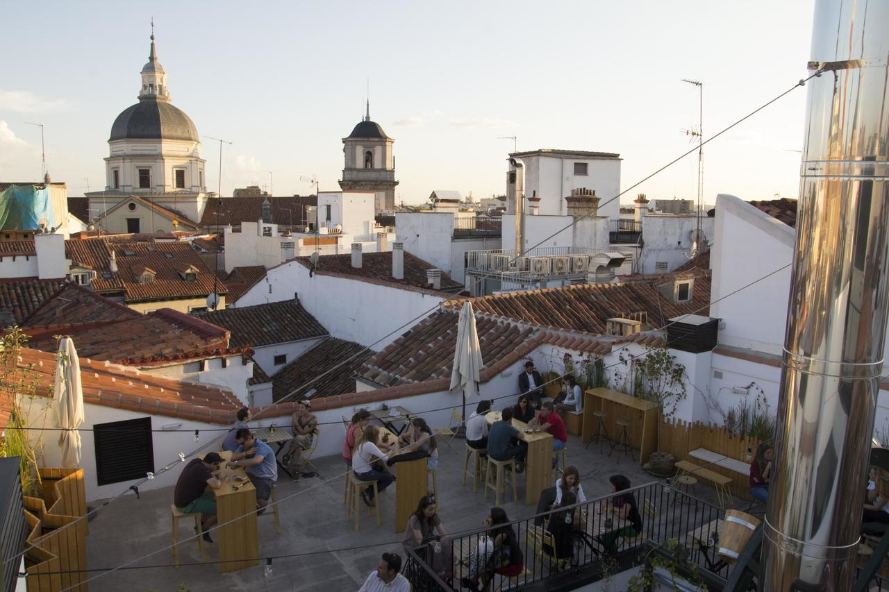 Best Rooftops in Madrid