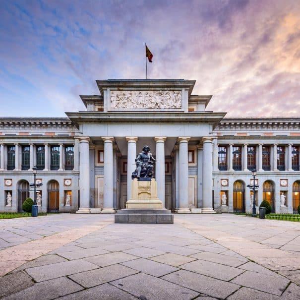 Guided tour Prado Museum