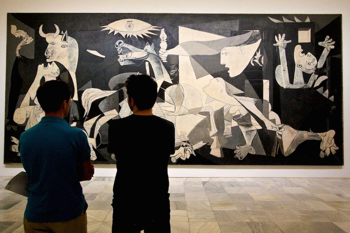 Le Musée d'Art Moderne Reina Sofia:  Tarif, horaire, localisation & œuvres à voir.