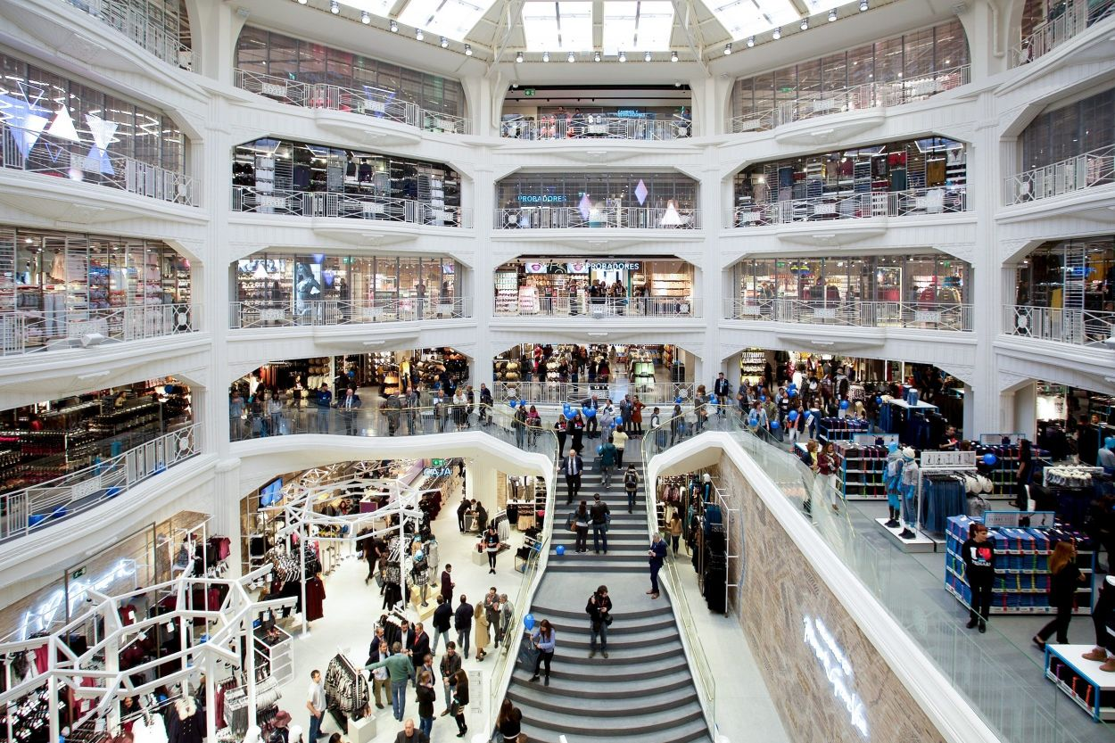 Où faire du shopping à Madrid ?