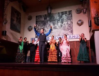 seville spectacle flamenco