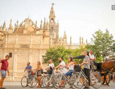 tour guide seville