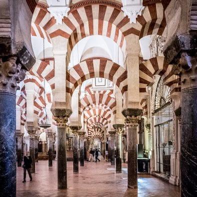 mosquée cordoue visite guidée français
