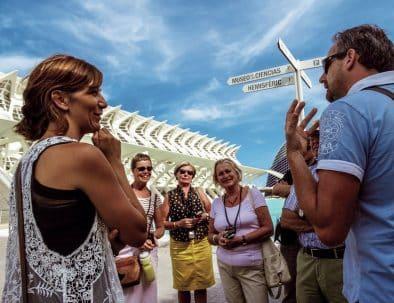 visite guidee français valencia