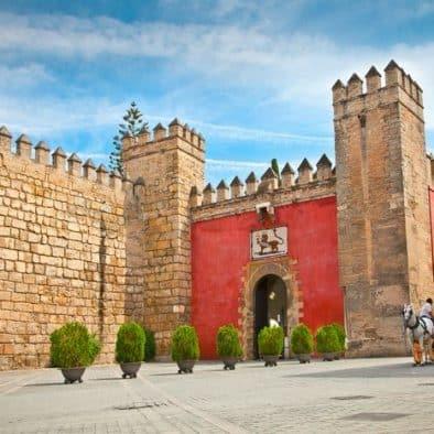 visite combinée alcazar et cathedrale seville