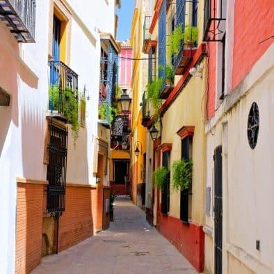 quartier historique seville