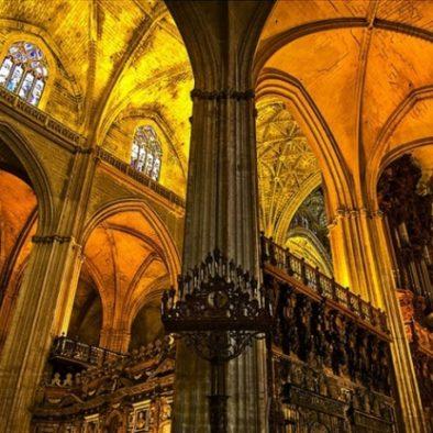 visite cathedrale seville français