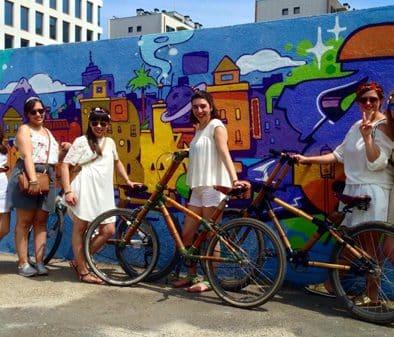 visite d'art urbain barcelone