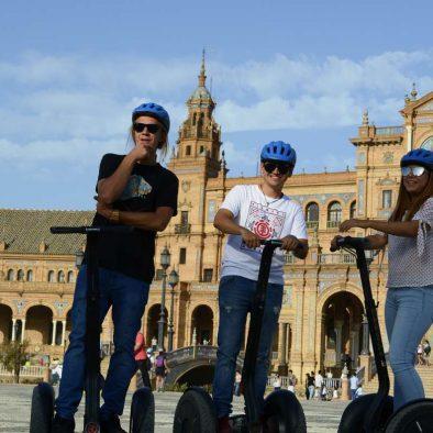 Visite en Segway Seville