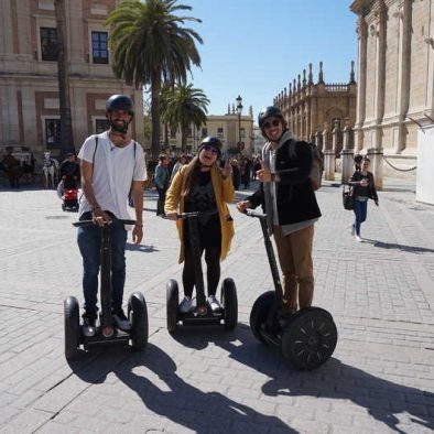 Tour en Segway Seville
