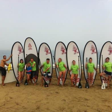 paddle surf gran canaria