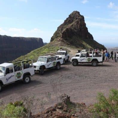 excursion en jeep fataga