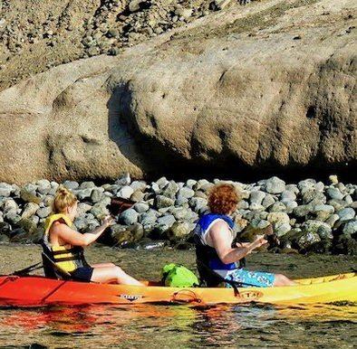 gran canaria kayak