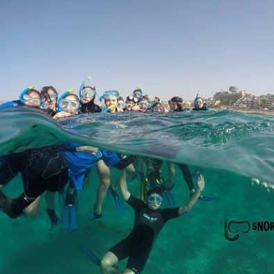 snorkeling gran canaria