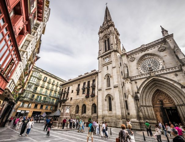 Catedral-de-Santiago-Bilbao - copia