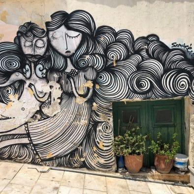 athènes street art