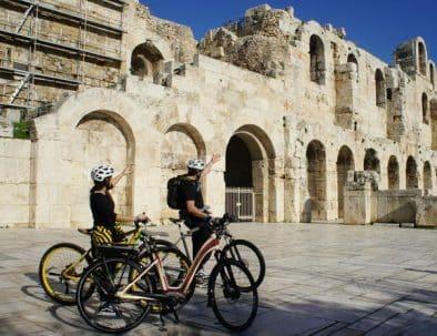 visite guidée Athènes en français
