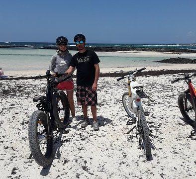 Tour vélo fuerteventura