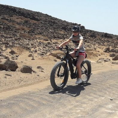 Fuerteventura à vélo