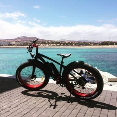 Vélo fuerteventura