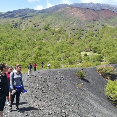 excursion à l'etna en français
