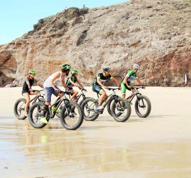 Fuerteventura visite vélo