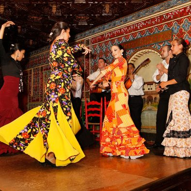 flamenco madrid ou voir